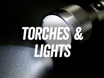 Torches and Lights