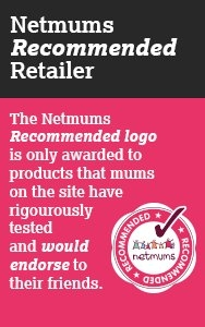Halfords Netmums Recommended Retailer