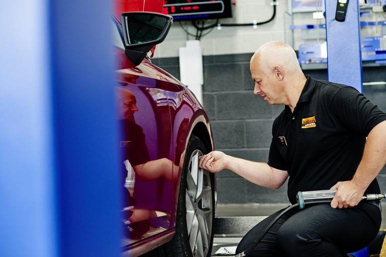Image for Aug 2015 | Free tyre and pressure checks following safety survey article