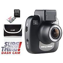 Nextbase Dash Cam 112 and GO pack Sure Thing