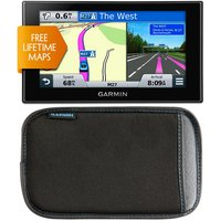 "Garmin Nuvi 2519LM and Garmin 5"" Case bundle"