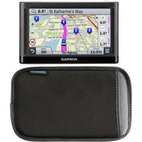 "Garmin Nuvi 55 WE & 5"" Case Bundle"