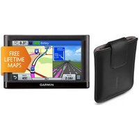 "Garmin Nuvi 65LM & 6"" Case Bundle"