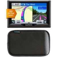 "Garmin Nuvi 57LM and Garmin 5"" Case Bundle"