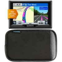"Garmin Nuvi 58LM & 5"" Case Bundle"