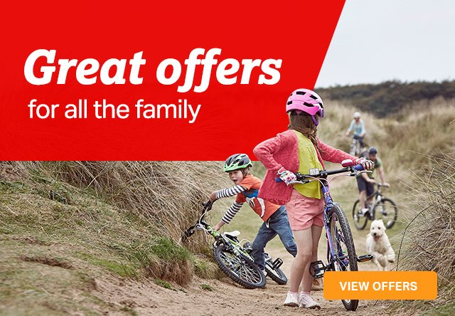 Great offers for all the family