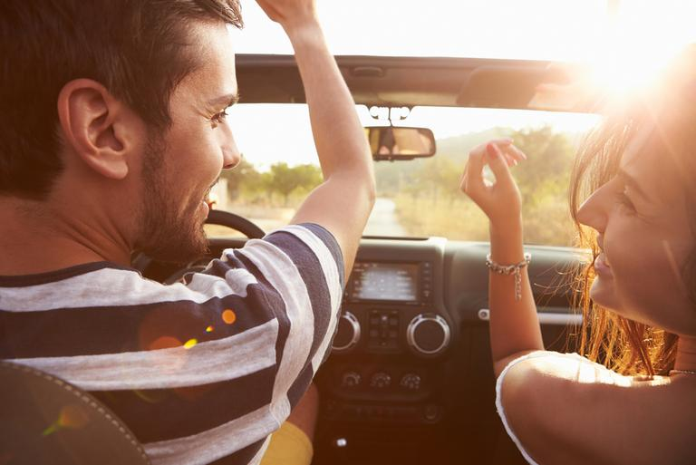Six Steps to safe summer driving