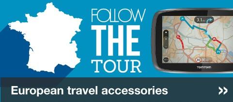 Follow the Tour! European Travel Accessories