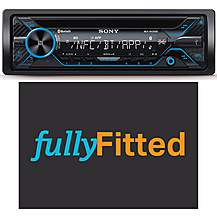 image of Sony N4200BT Car Stereo Fully Fitted Bundle