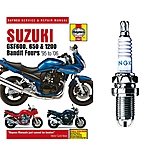 Motorcycle Parts & Manuals