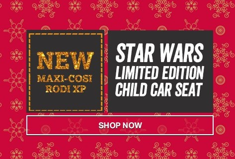 New Maxi Cosi Star Wars Car Seat
