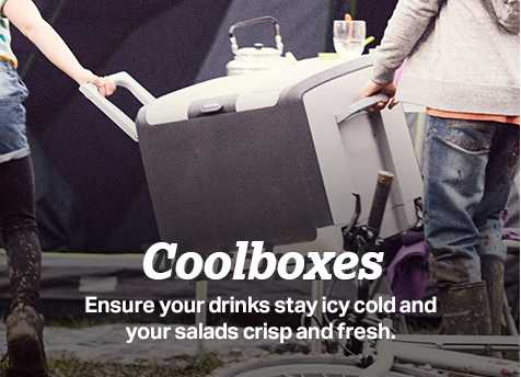 ensure your drinks stay icy cold and your salads crisp and fresh.