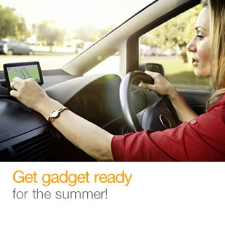 Get gadget ready for the Summer!