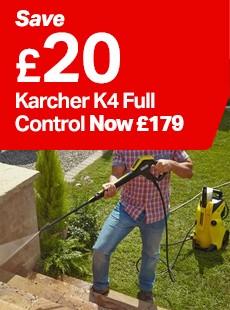 karcher k4 control