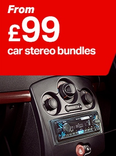car stereo bundles