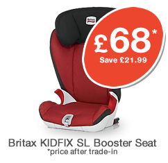 Britax Car Booster Seat