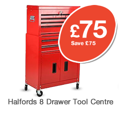 Eight Drawer Tool Centre