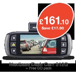 Nextbase dash cam 512G