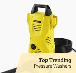 Trending Product - Pressure Washers