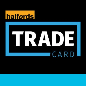 Halfords Trade Card