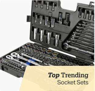 Trending Product - Socket sets