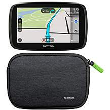 image of TomTom Start 50 Full Europe & TomTom Carry Case Bundle