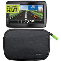 TomTom Via 135 M Special Edition & TomTom Soft Carry Case Bundle