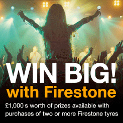 Win Big With Firestone