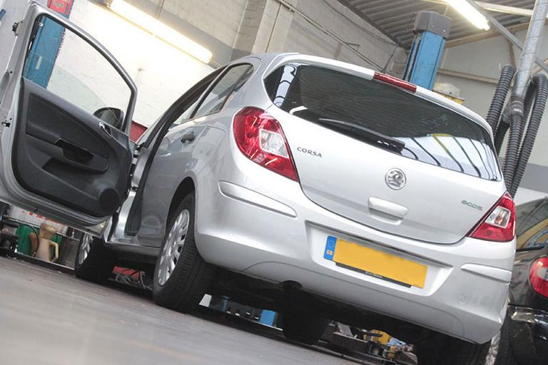 Image for Vauxhall Service article