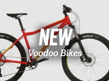 New Voodoo Bikes
