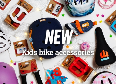 Kids bike accessories