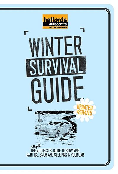 Winter Survival Guide cover