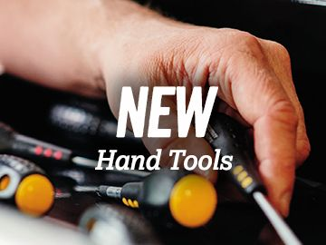 New Hand Tools