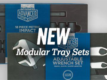 New Modular Tray Sets