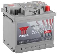 Yuasa 12v Silver Battery HSB012