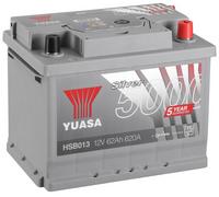 Yuasa 12v Silver Battery HSB013