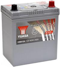 Yuasa Silver Battery HSB154