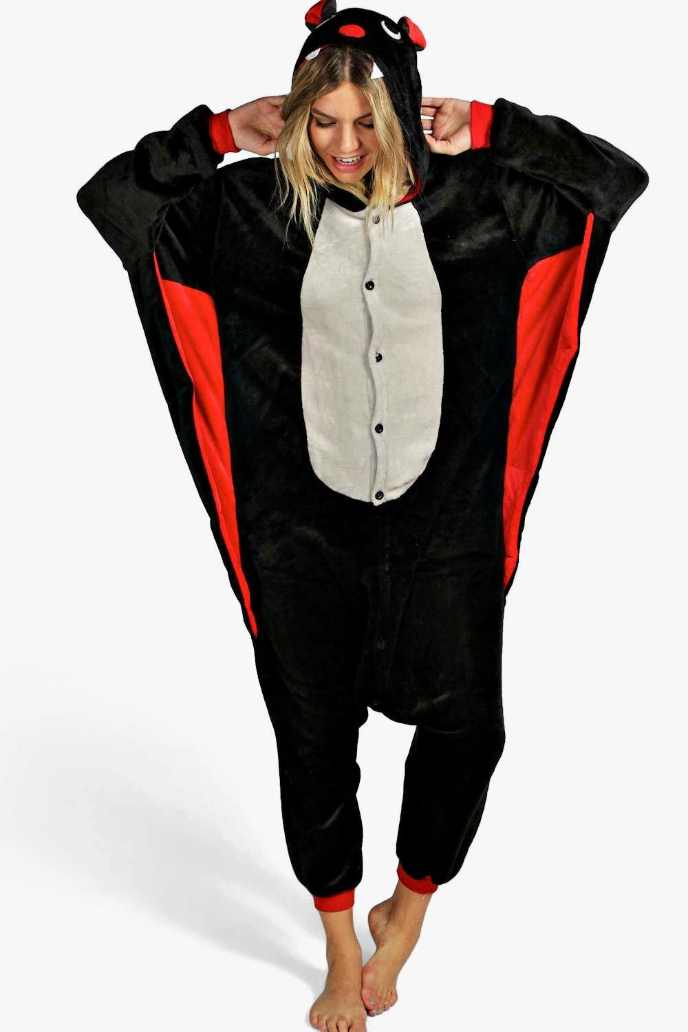 Sue Bat Supersoft Animal Onesie
