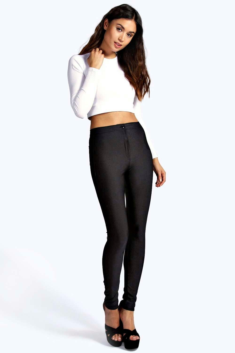 "Leni Longer Length 34"" Disco Pants"