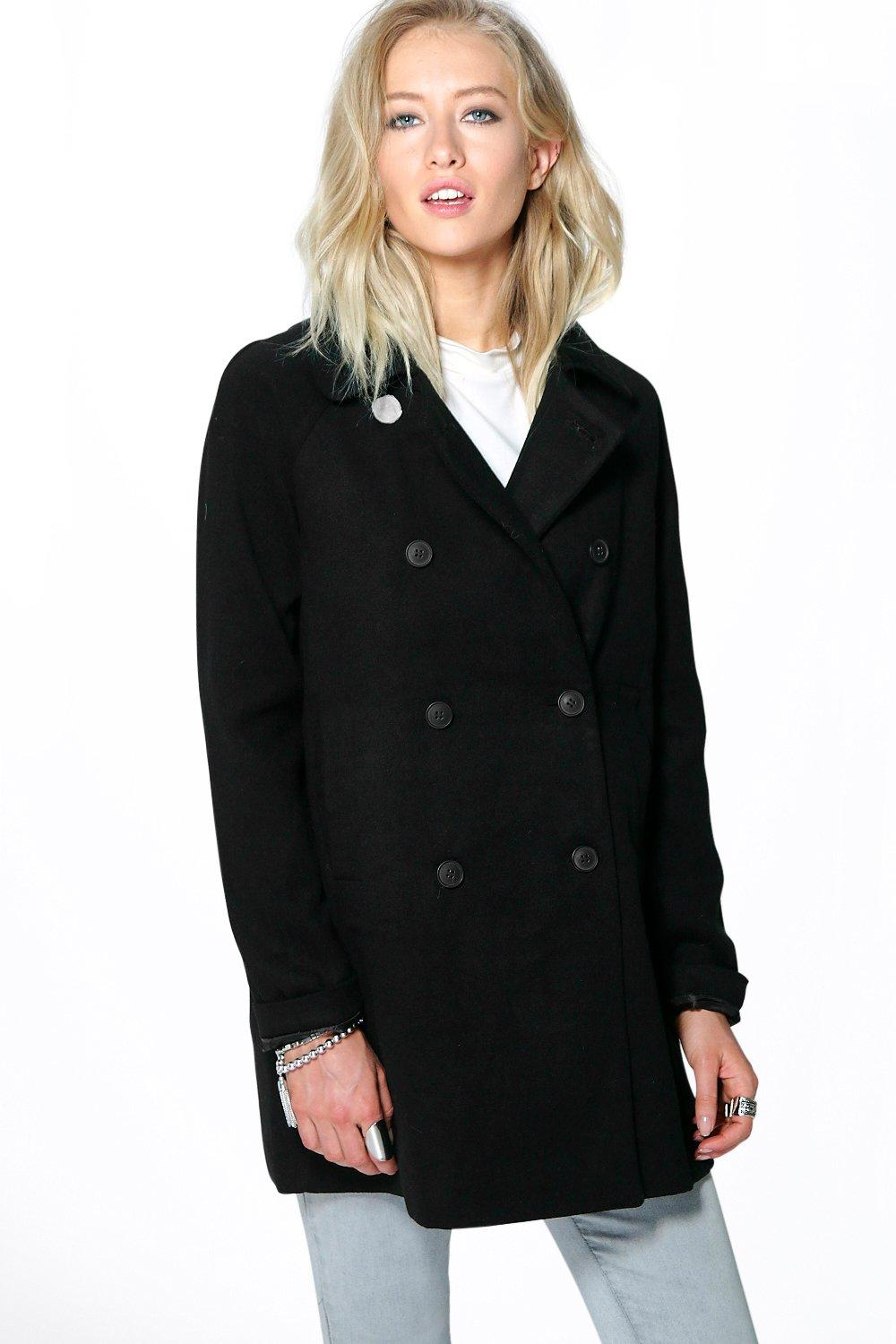Eve Swing Coat