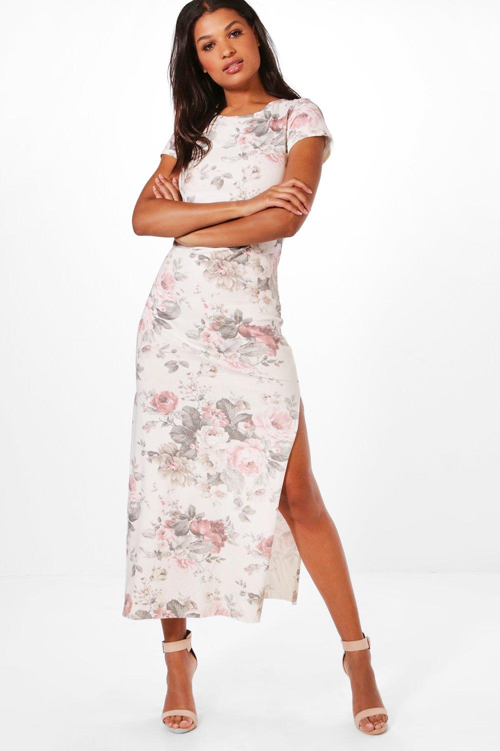 Layla Flower Midi Dress