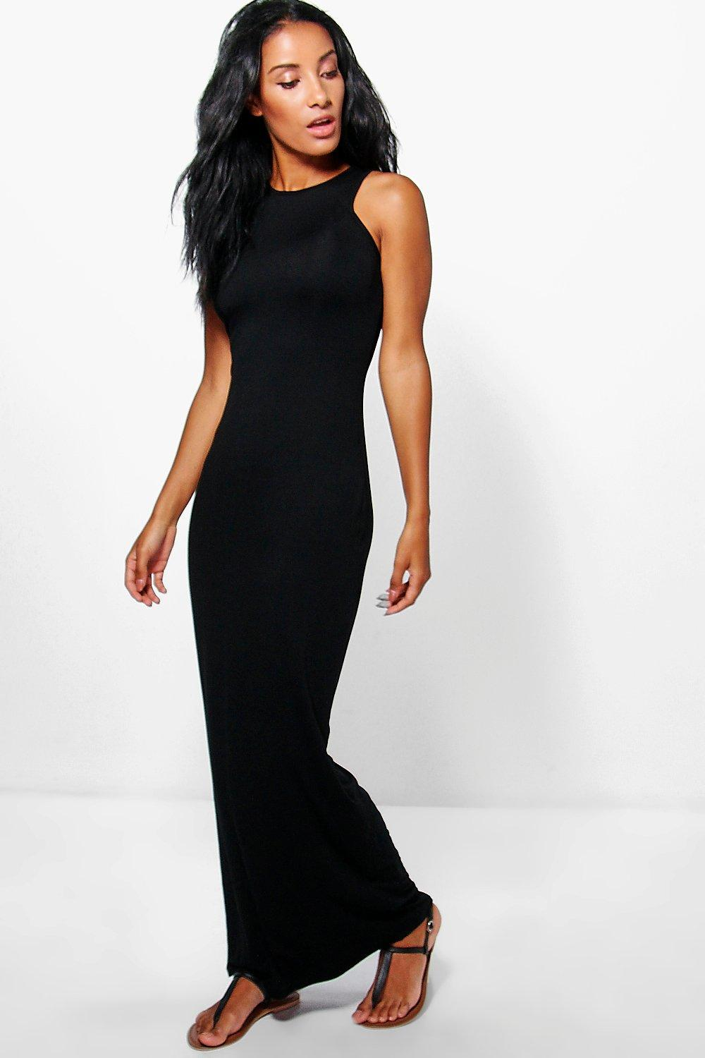 Phoebe Racer Back Maxi Dress