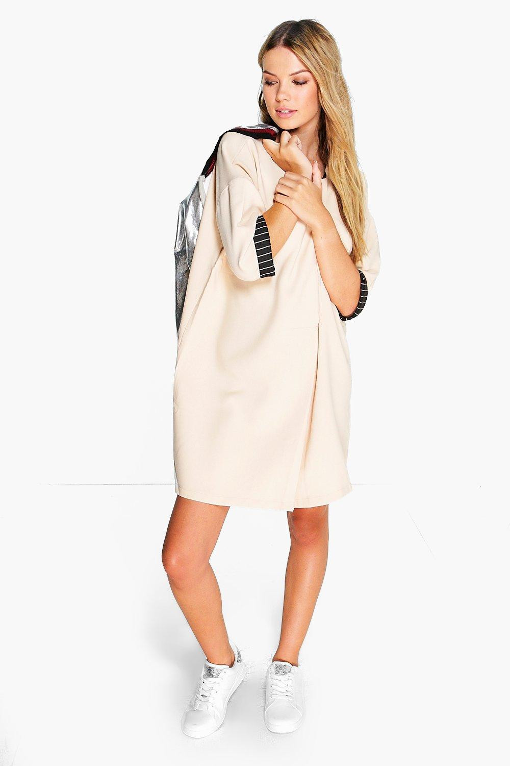 Layla Oversized Shift Dress