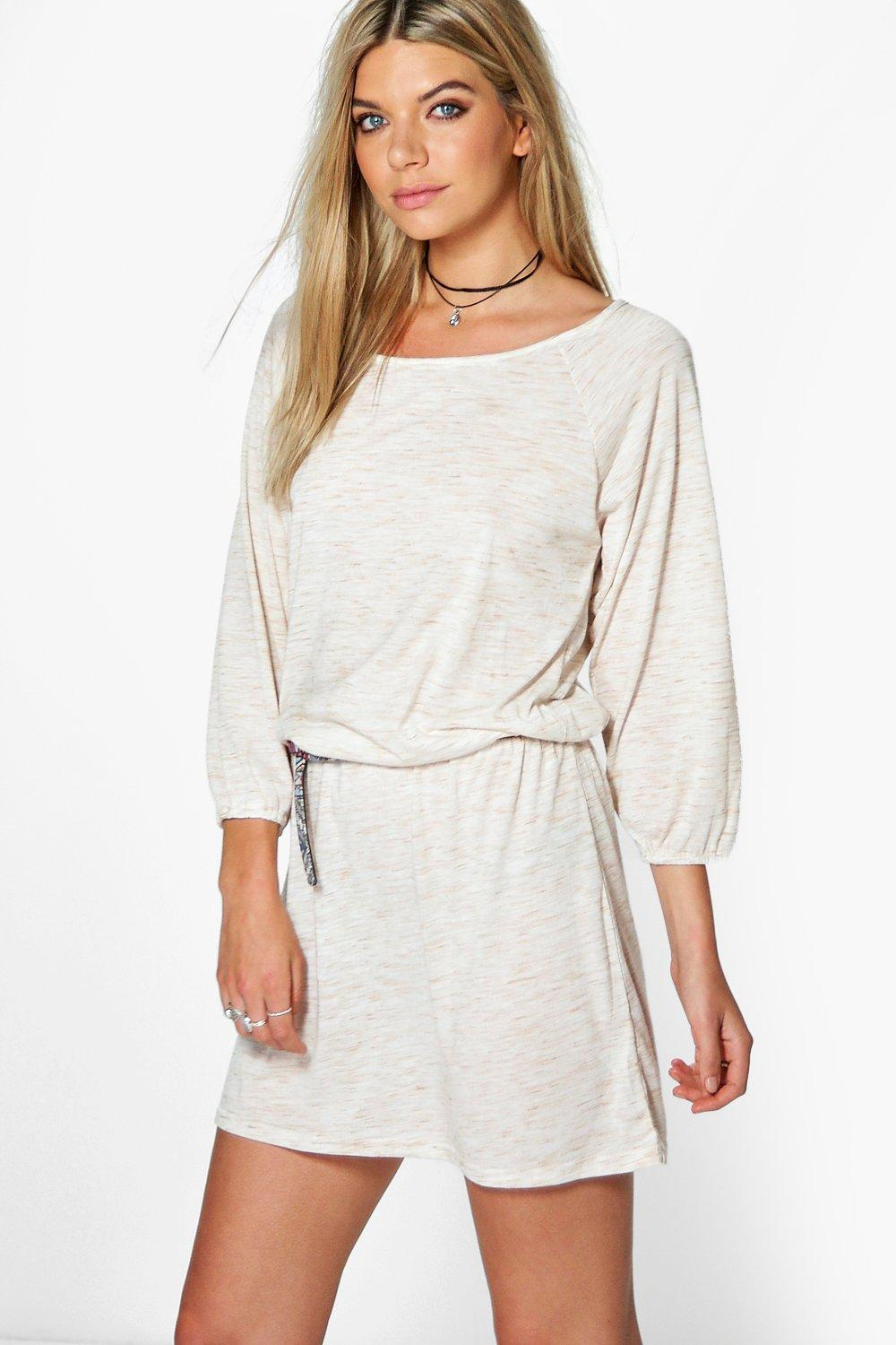 Layla Belted Tunic Dress