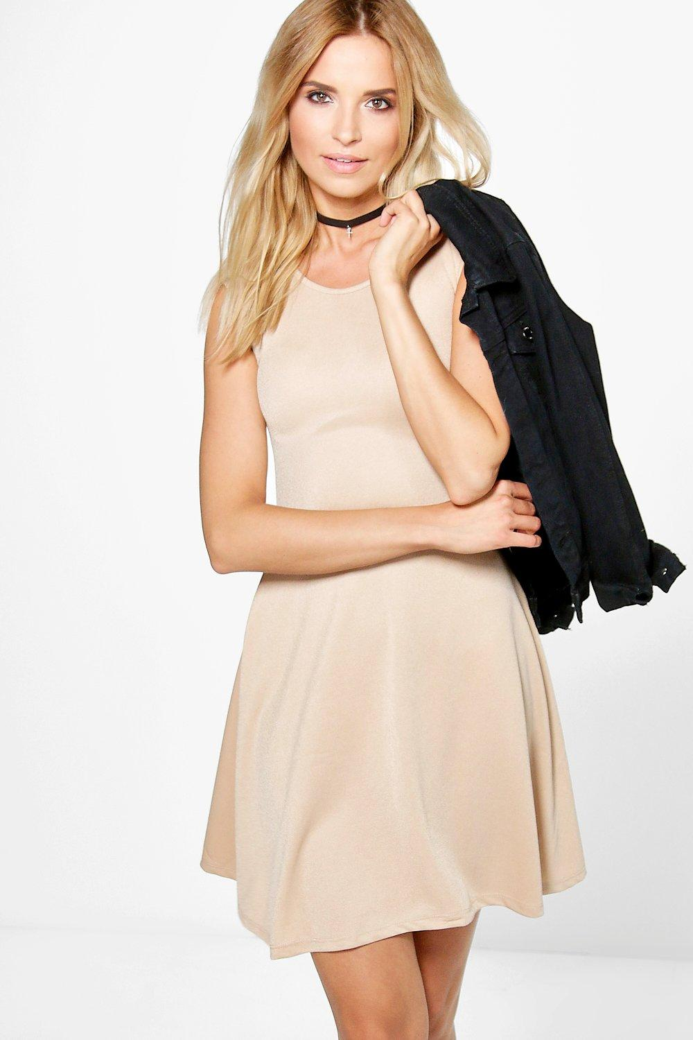 Paige Jersey Swing Dress