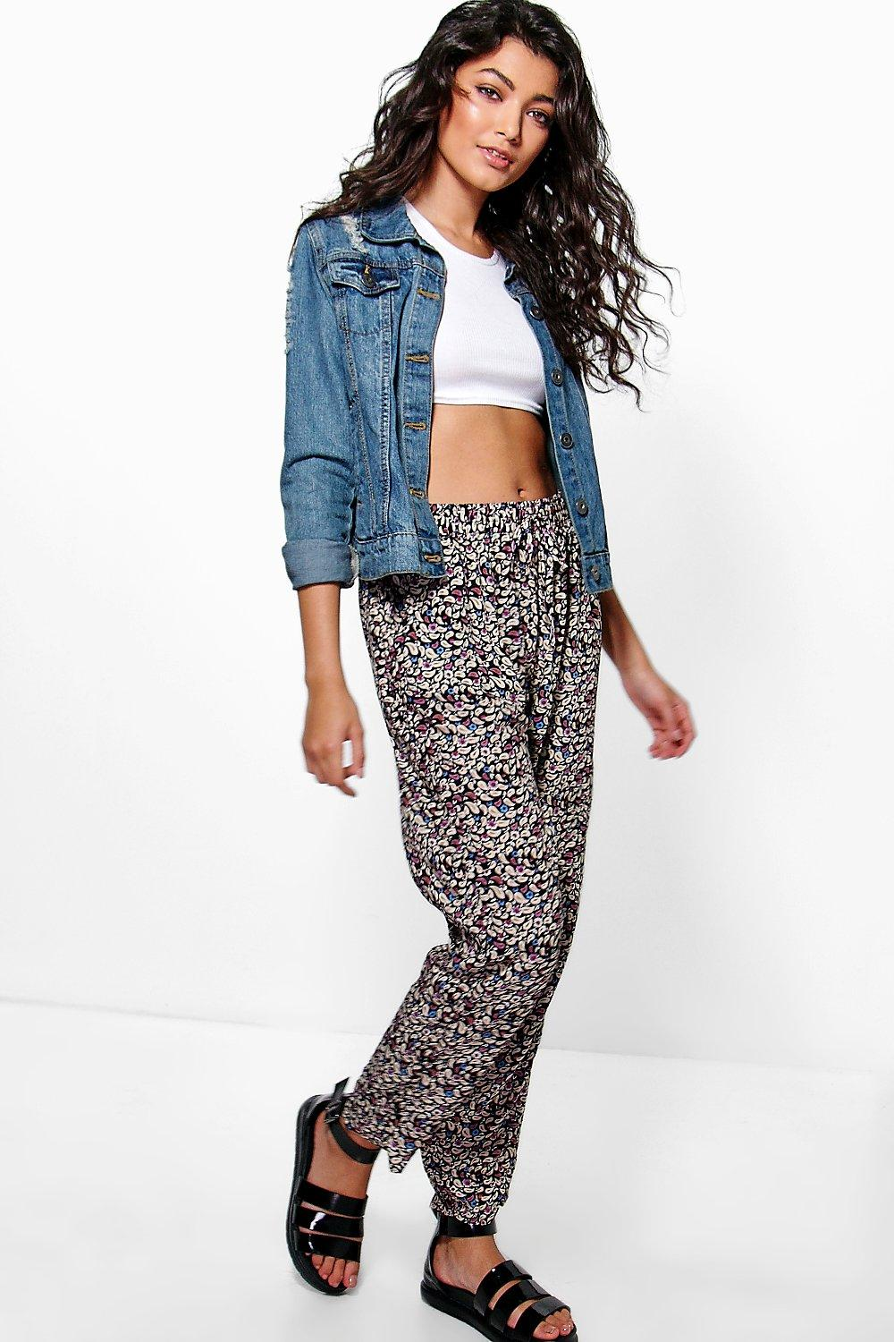 Holly Printed Trouser
