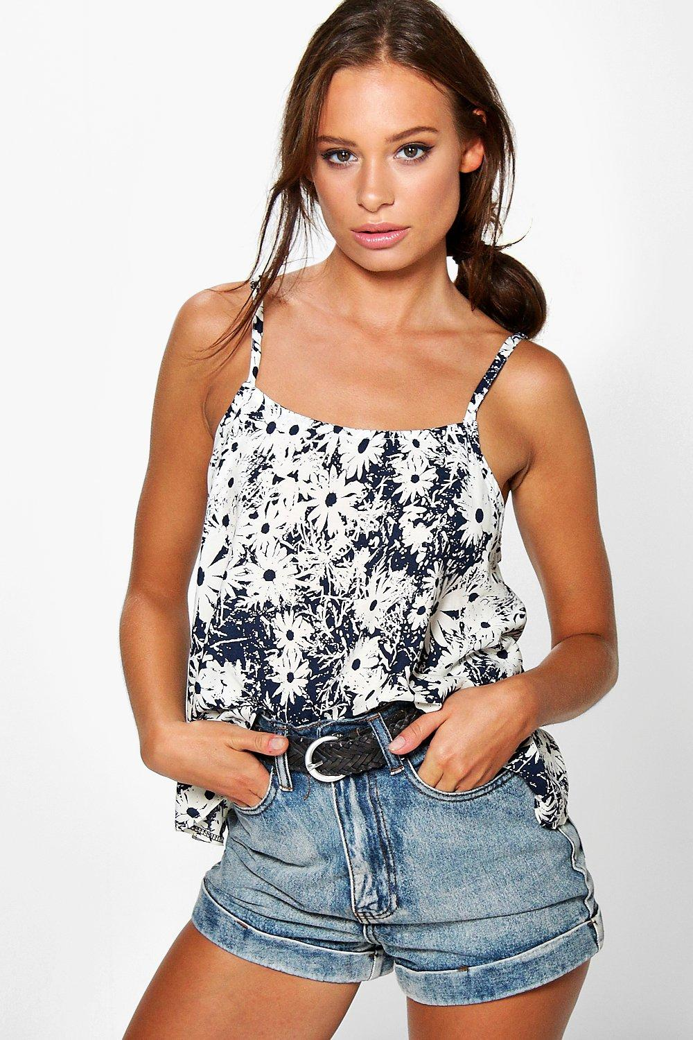 Harriet Floral Print Cami