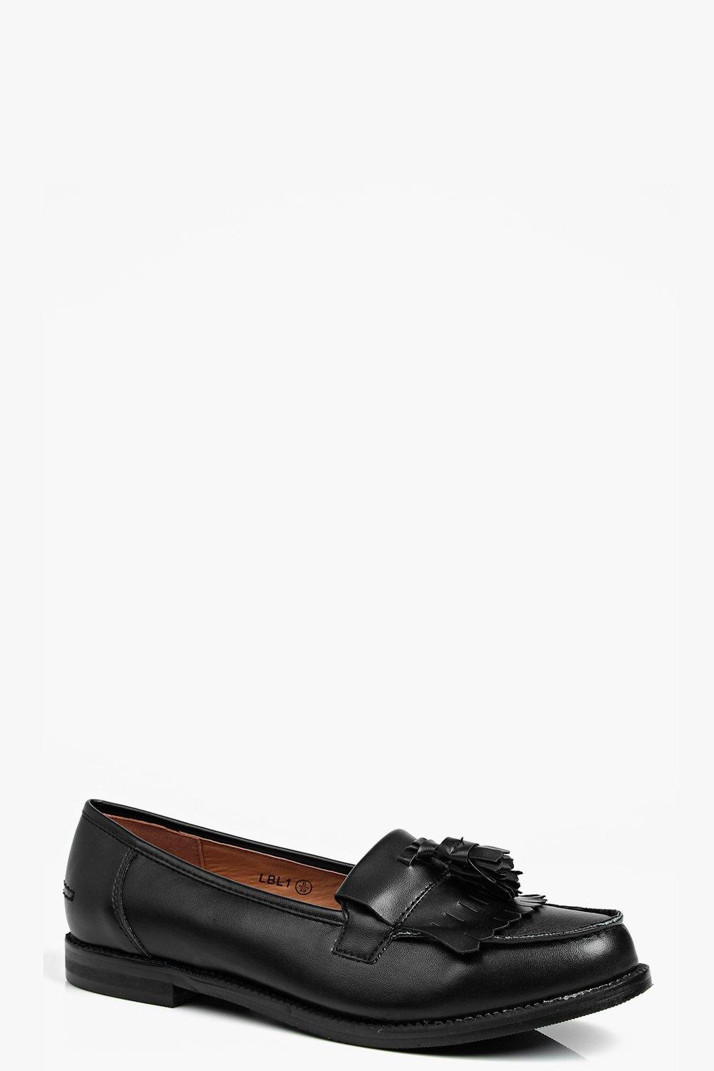 Hollie Tassel Trim Loafer