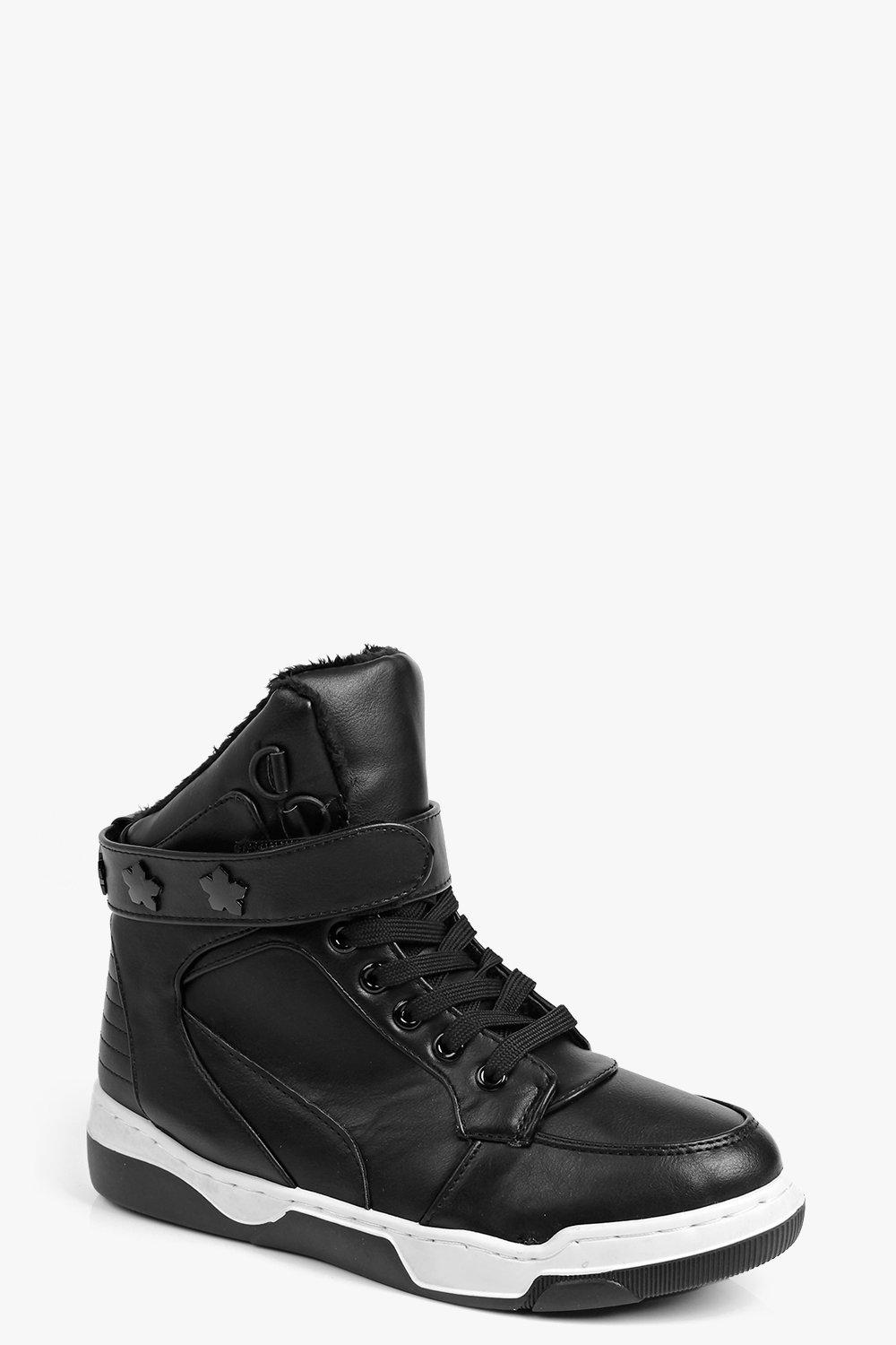 Emma Chunky Strap Detail High Top