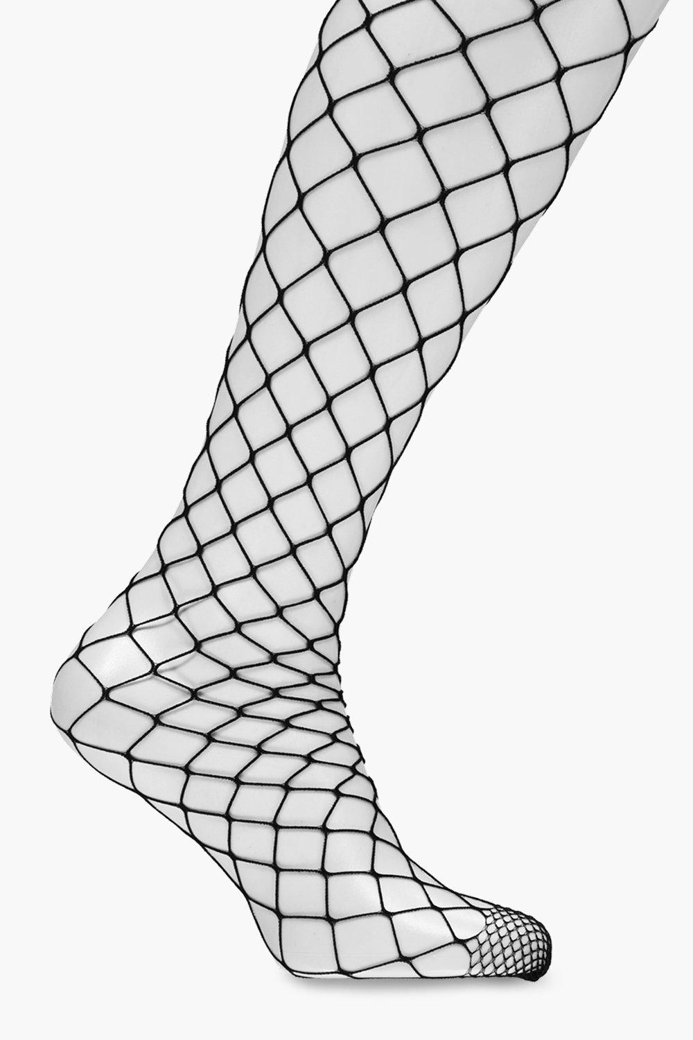 Abbie Oversized Fishnet Tights